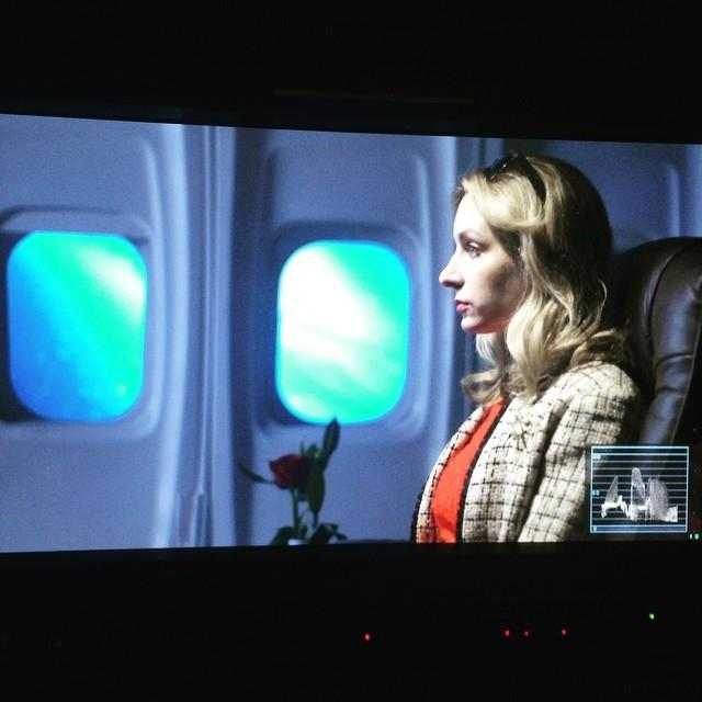 Plane Scene - To Trend on Twitter film