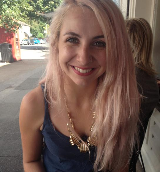 Sarah Barker - Producer