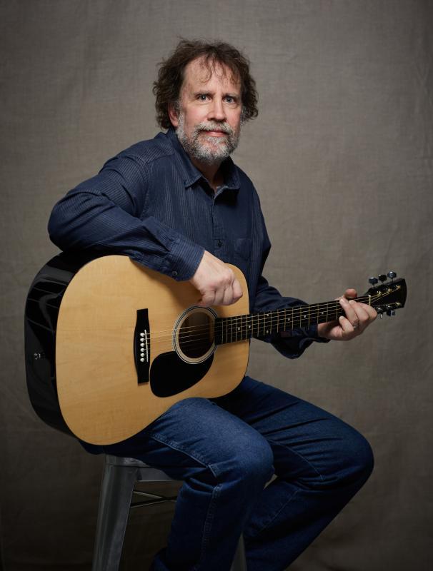 Al Clogston with Guitar