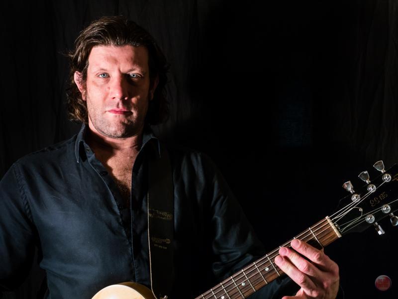 Kevin Oliver Jones - Guitarist 1