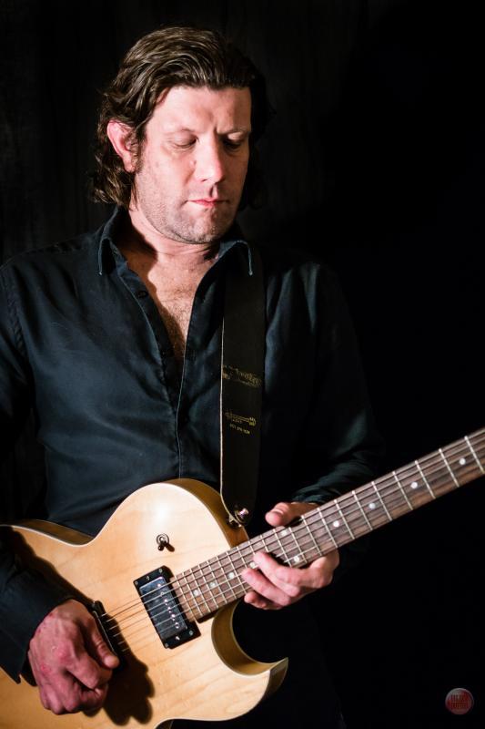 Kevin Oliver Jones - Guitarist 2