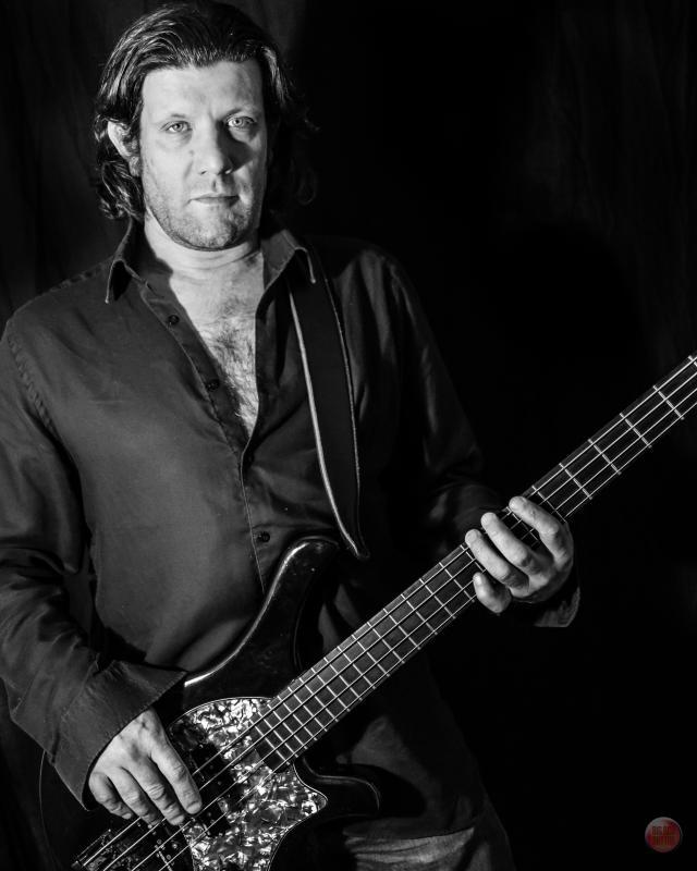 Kevin Oliver Jones -Bassist 1