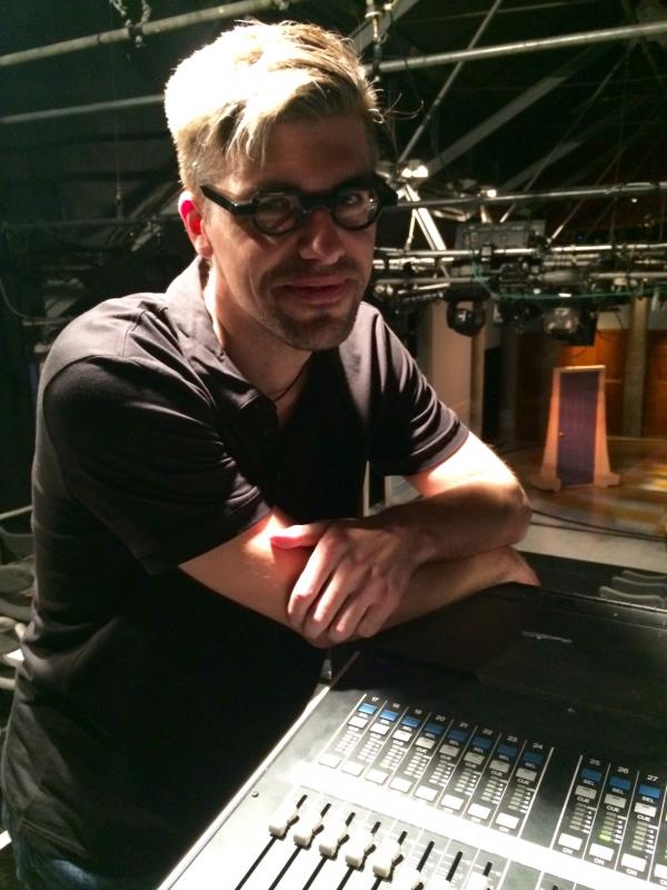 Mixing Legally Blonde