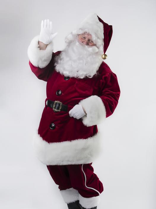 Tom Murphy as Father Christmas by Nikolai Kornum
