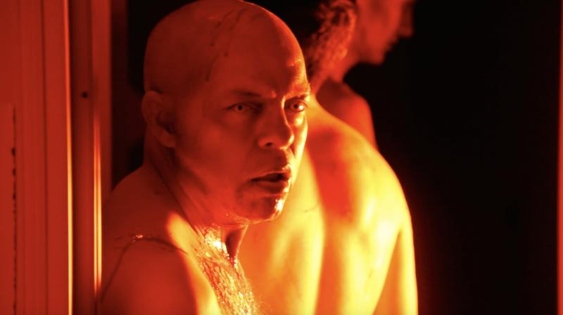 """Sauna The Dead"" Movie Still"
