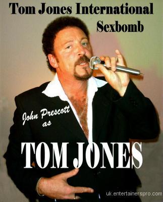 Том джонс сексбомб