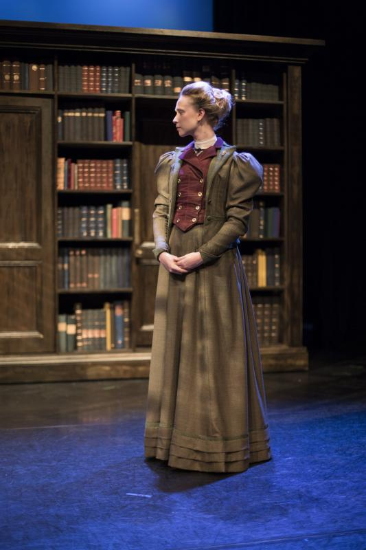 Tess Moffat from Blue Stockings