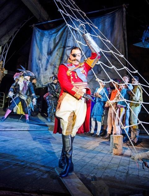Dresser - Peter Pan, Regent's Open Air Theatre