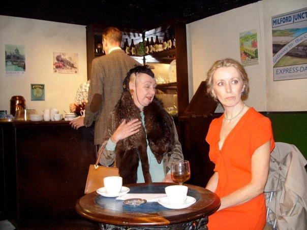 'Still Life' by Noel Coward at the White Bear Theatre, Kennington