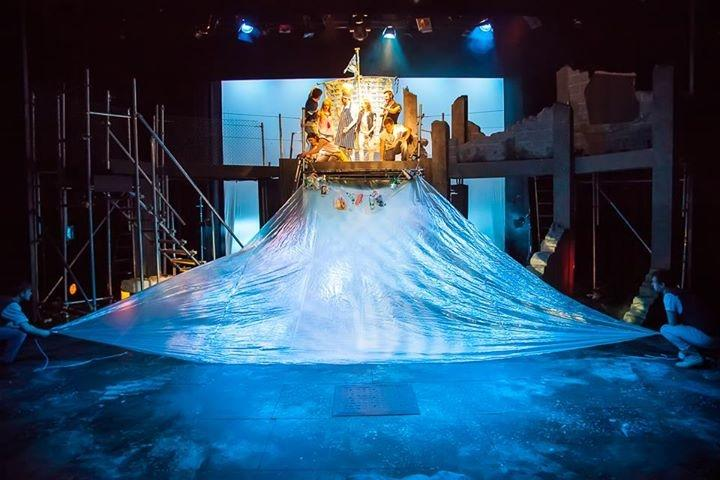 Feathers In The Snow, Mountview Academy of Theatre Arts, Unicorn Theatre- June 2015