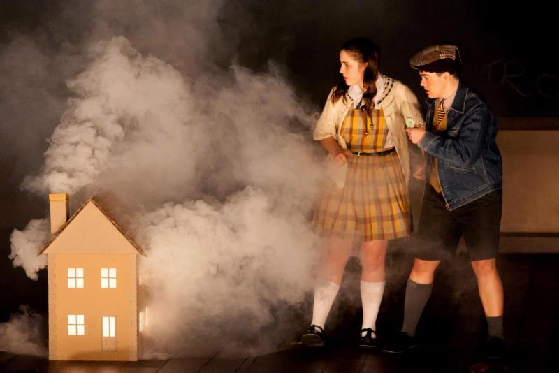 Hansel and Gretel: Qld Conservatorium of Music-Griffith University