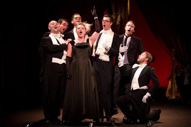 The Merry Widow Ryedale Festival Opera
