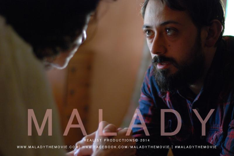 Poster for Malady