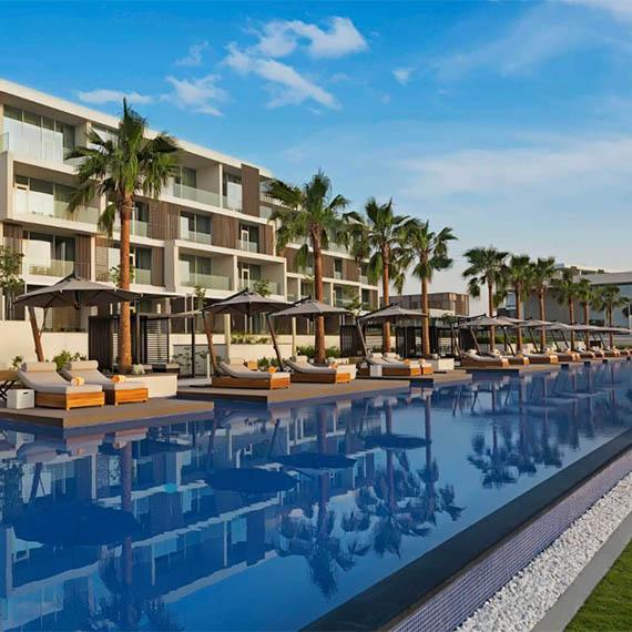 The Oberoi Beach Resort, Al Zorah 5*