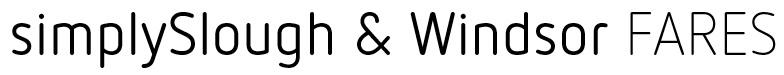 simplyFares logo