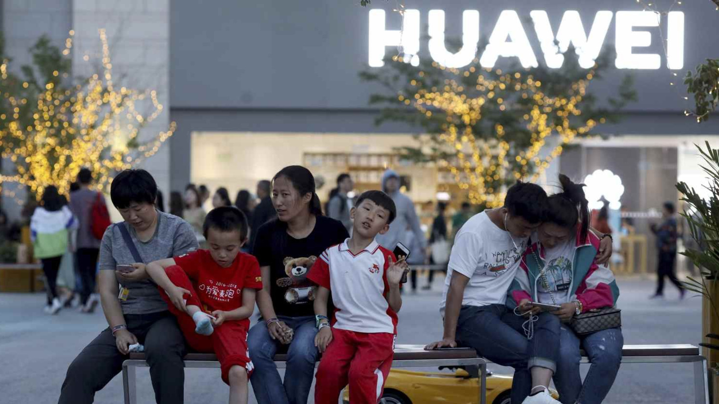 Huawei results defy US sanctions