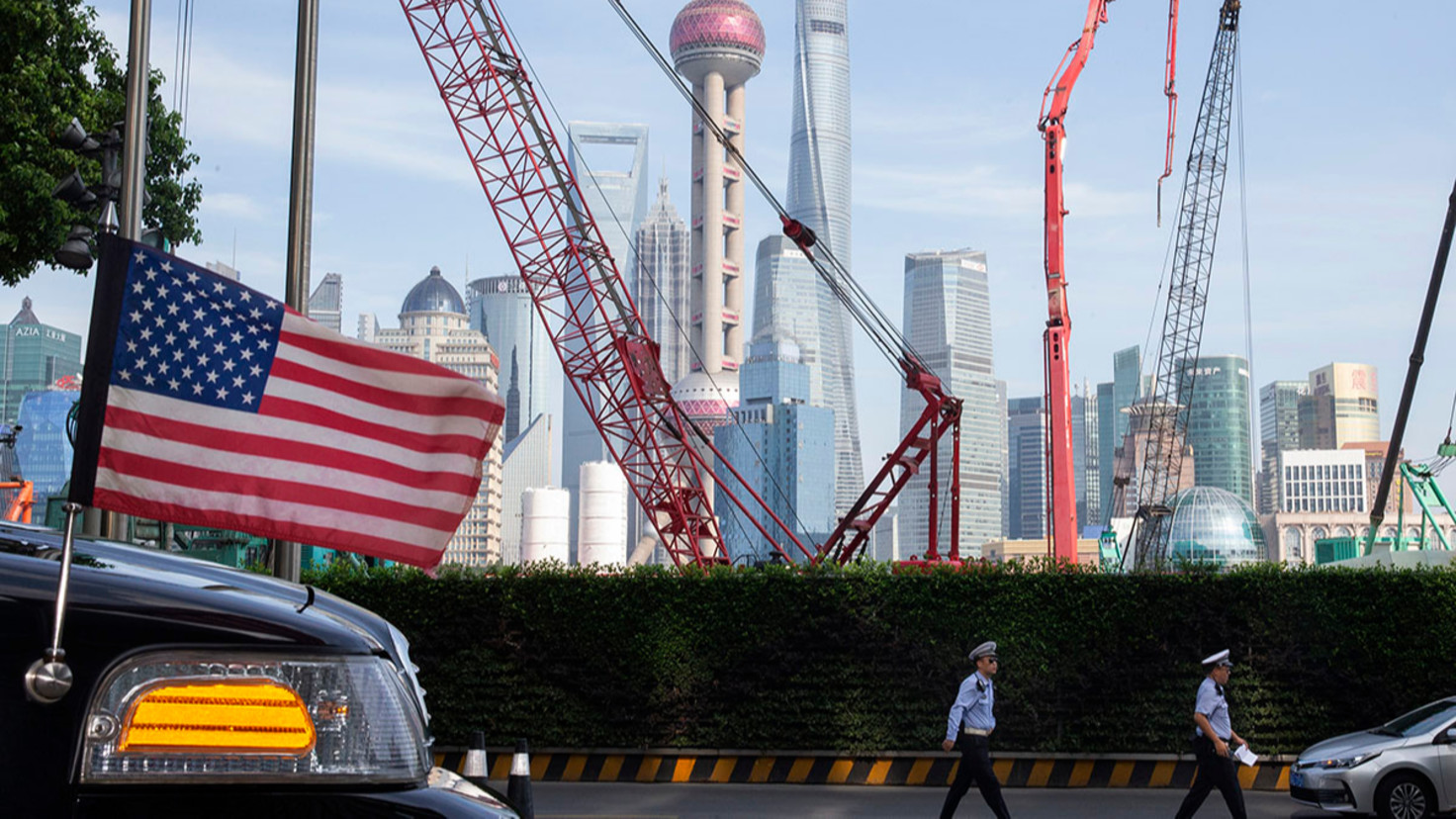 Beijing Urges US to Cease Actions Against Chinese Tech Companies