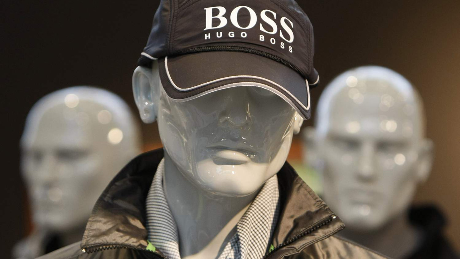 Hugo Boss shares plummet