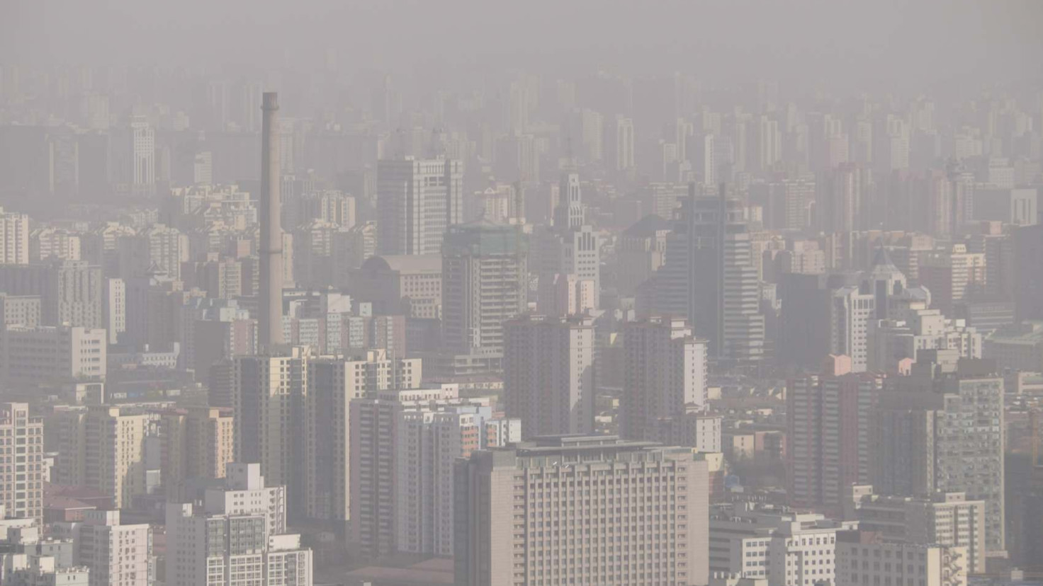 China issues plan to tackle air pollution