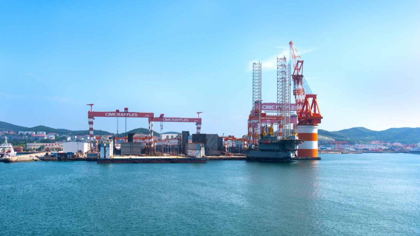 Chinas Yantai Port Group to launch liquefied natural gas storage facilities