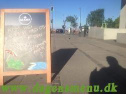 Le kaff ved Amager strand