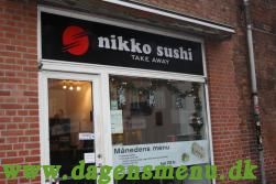 Nikko Sushi Amagerbrogade,