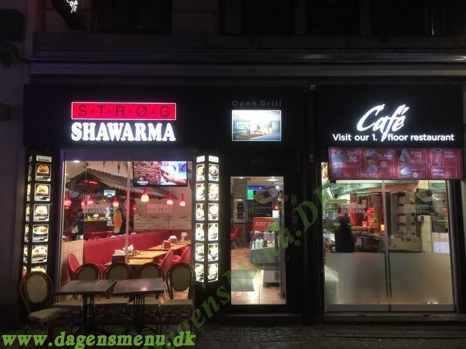 Strøgshawarma