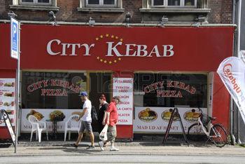 Amager City Kebab København S