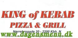 King Of Kebab Pizza & Grill