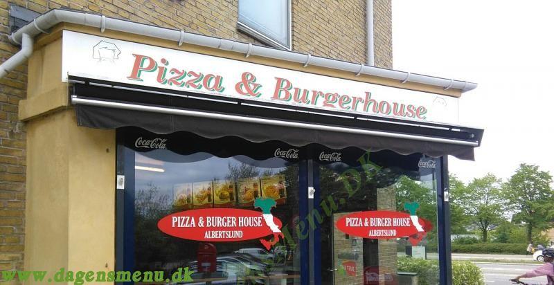 Pizza & Burgerhouse