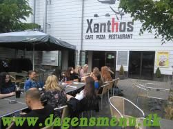 Xanthos Pizza Restaurant