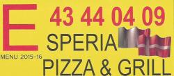 ESPERIA PIZZA & GRILL