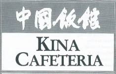 Kina Cafeteria & Grill