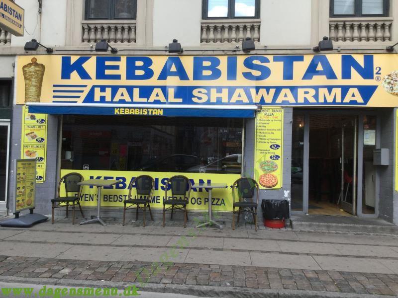 KEBABISTAN Halal Shawarma