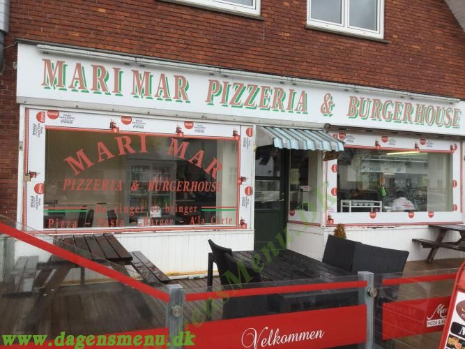 Mari Mar Pizza og Burger house