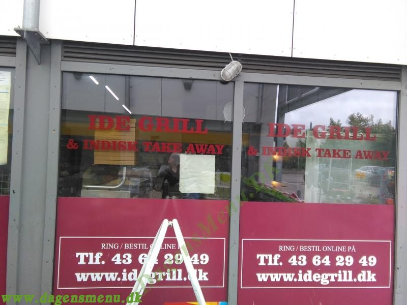IDE GRILL & Indisk Takeaway