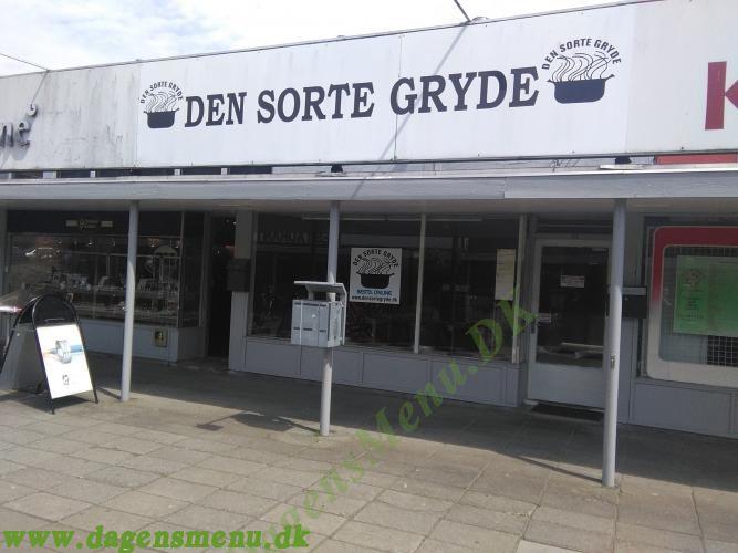 DEN SORTE GRYDE