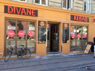 DIVANE Pizza & Kebab House København K