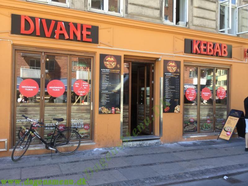 DIVANE Pizza & Kebab House