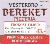 BEREKET Pizzeria