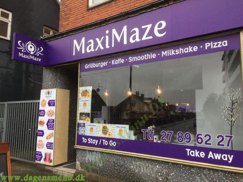 MaxiMaze
