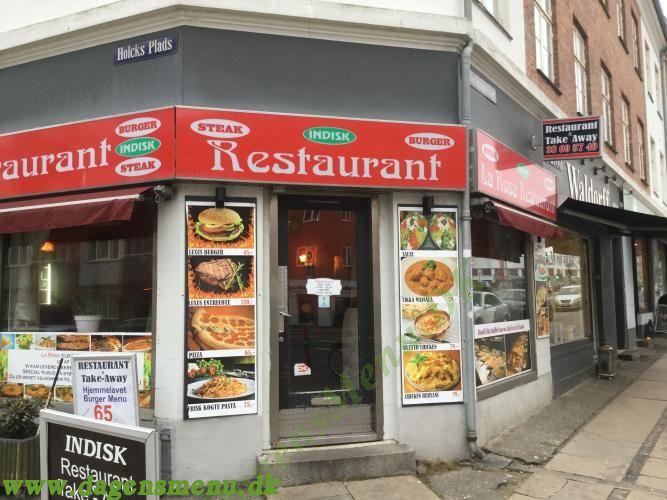 La Rosa Indisk Restaurant