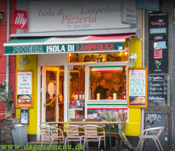 Isola di Lampedusa Pizza