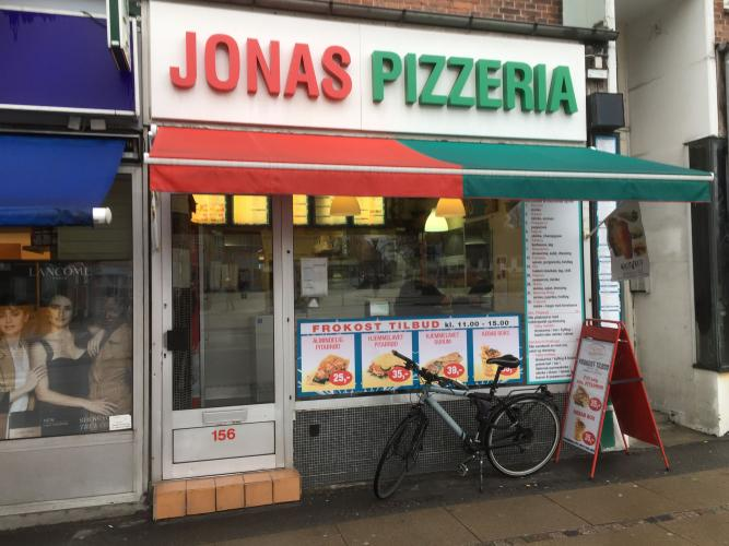 JONAS PIZZA