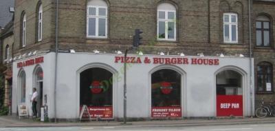 ROMA PIZZA & BURGER HOUSE