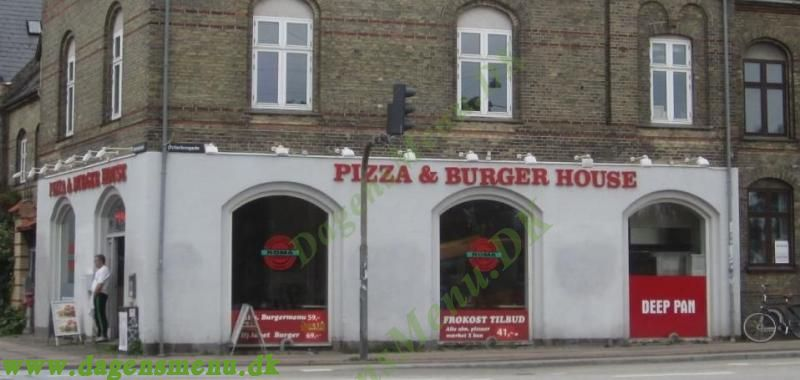 ROMA PIZZA & BURGER HOUSE