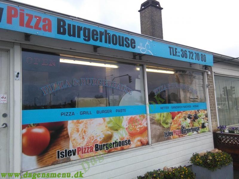 Islev Pizza & Burgerhouse