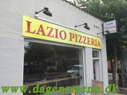LAZIO PIZZARIA SØBORG