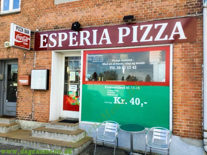 ESPERIA PIZZA