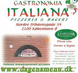Gastronomia Pizzaria